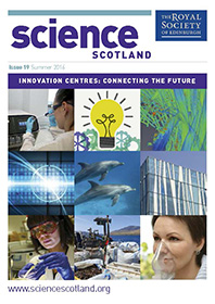 Science Scotland 19 - Summer 2016