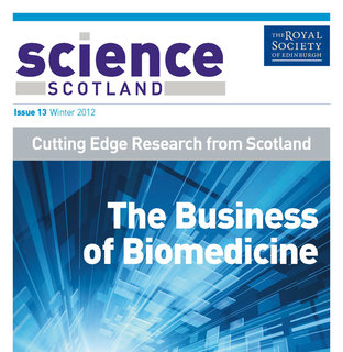Science Scotland, Issue 13, Winter 2012