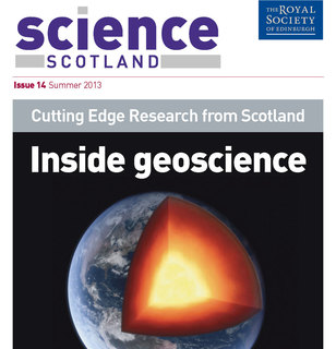 Science Scotland, Issue 14, Summer 2013