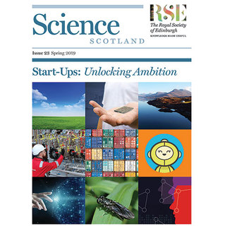 Science Scotland Issue 23, Spring 2019