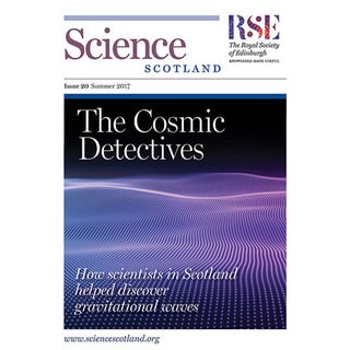Science Scotland Issue 20, Summer 2017
